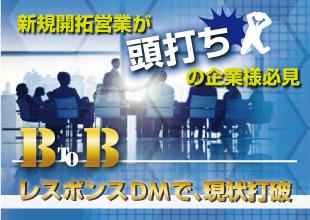 BtoB DMパックのイメージ