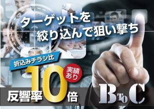 BtoC DMパックのイメージ