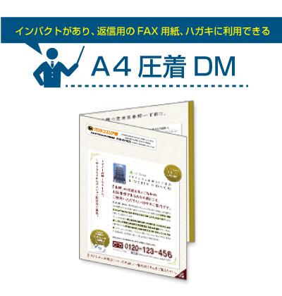 ピンポイント_A4圧着DM